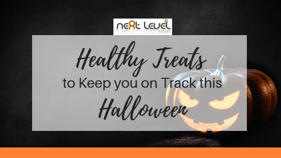 Healthy Treats to Keep you on Track this Halloween