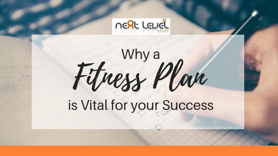 Why a Fitness Plan is Vital for your Success